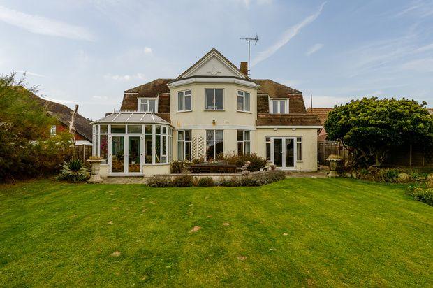 Thumbnail Detached house for sale in Sea Way, Bognor Regis