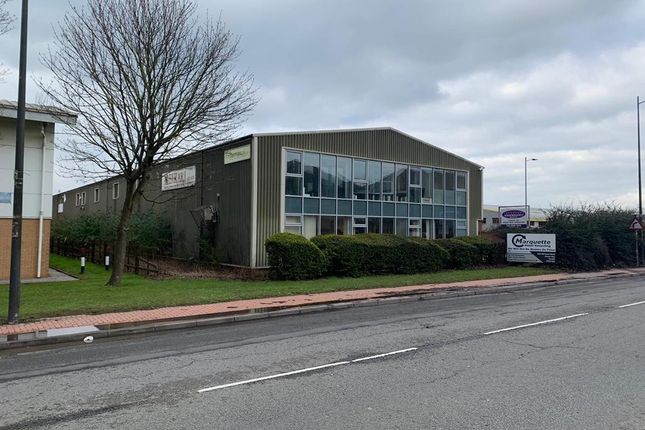 Thumbnail Light industrial to let in Unit 1, Guest Road, Ocean Way, Cardiff