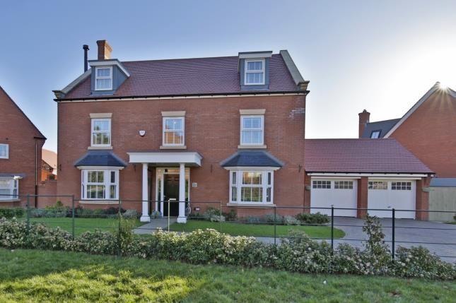 Thumbnail Detached house for sale in Wilkinson Walk, Durham, Durham City, County Durham