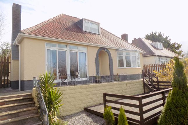 Thumbnail Detached bungalow for sale in Taillwyd Road, Neath Abbey, Neath