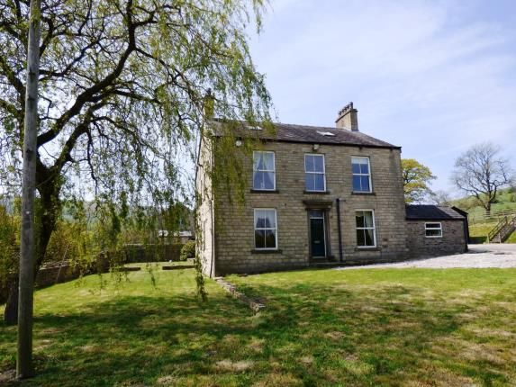 Thumbnail Detached house for sale in Diglee Road, Furness Vale, High Peak, Derbyshire