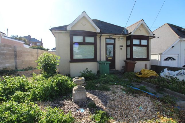 Thumbnail Detached bungalow for sale in Ernesettle Lane, Plymouth
