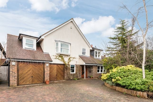 Thumbnail Detached house for sale in Coppice Way, Haywards Heath