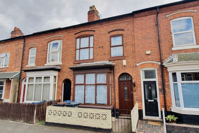 Thumbnail Terraced house for sale in Lea House Road, Stirchley, Birmingham
