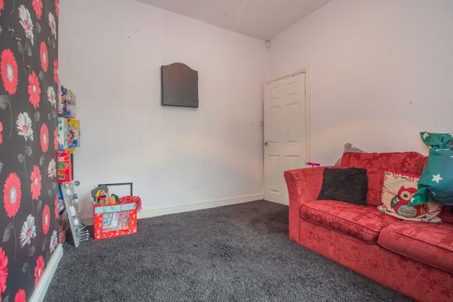Lounge of Berry Street, Burnley, Lancashire BB11
