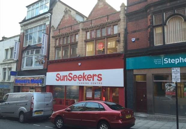 Thumbnail Commercial property for sale in 9-11 Library Street, Wigan