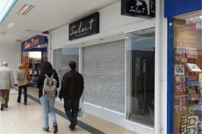 Thumbnail Retail premises to let in Ryemarket Shopping Centre, 11, Ryemarket, Stourbridge, West Midlands, UK