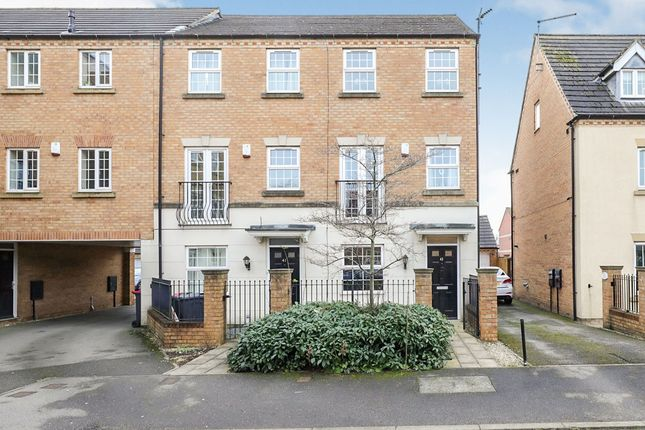 3 bed terraced house for sale in Carson Avenue, Dinnington, Sheffield, South Yorkshire S25