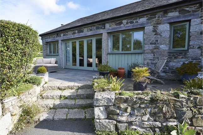 Thumbnail Barn conversion for sale in St. Mabyn, Bodmin