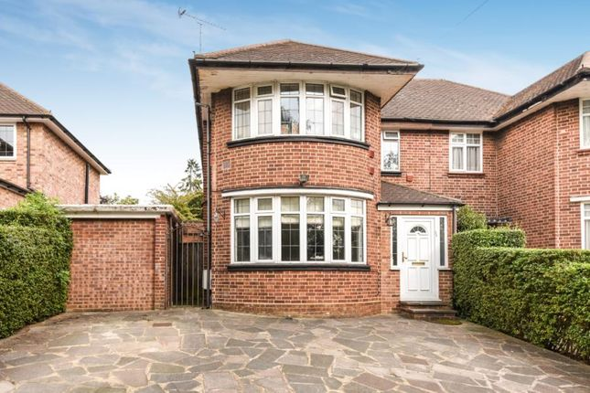 4 bed semi-detached house for sale in Barnet Way, Mill Hill