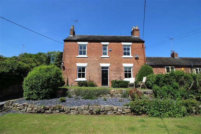 Thumbnail Semi-detached house for sale in Horsley Lane, Coxbench, Derbyshire