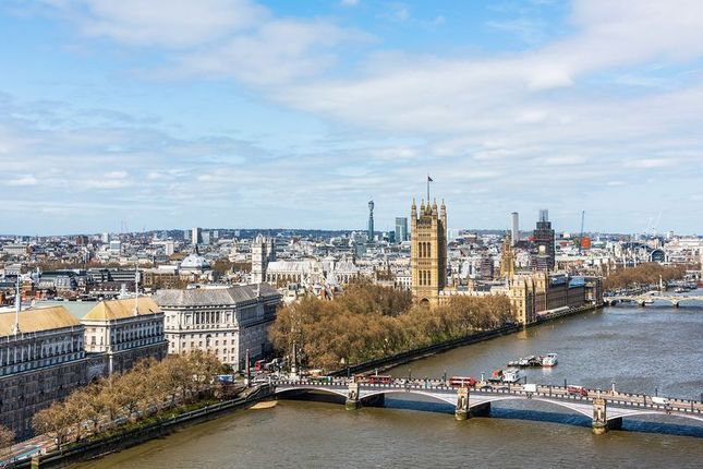 Thumbnail Flat for sale in The Corniche, 23 Albert Embankment, South Bank