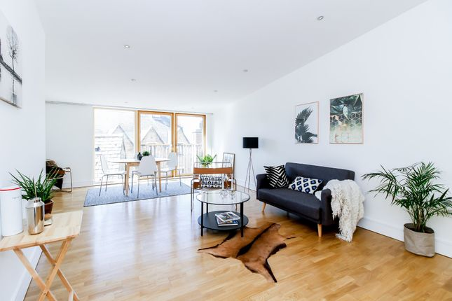 Thumbnail Flat for sale in The Tidmarsh, Central Oxford