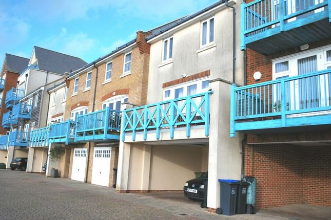 Thumbnail Town house to rent in Broad Reach, Shoreham-By-Sea