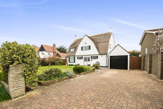 Thumbnail Detached house for sale in Crossbush Road, Bognor Regis