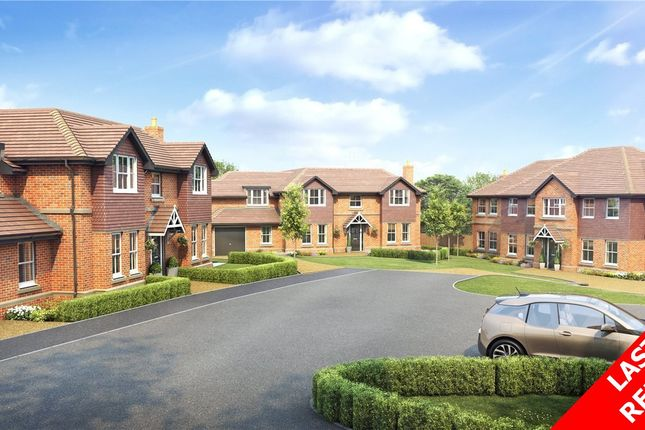 Thumbnail Detached house for sale in Highwood Close, Kenley, Surrey