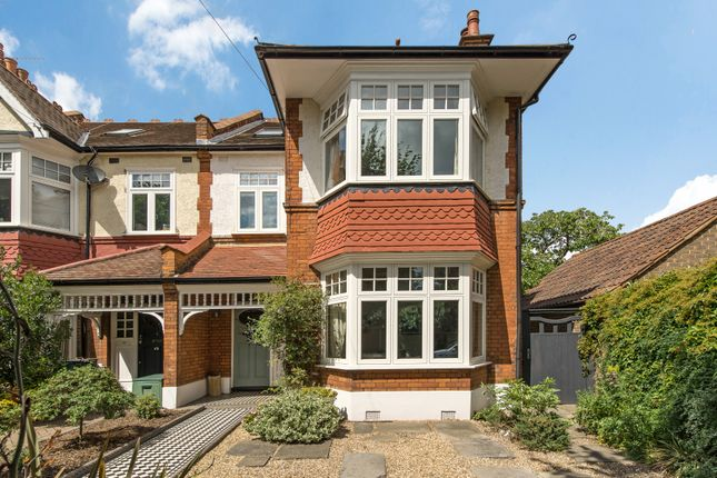 Thumbnail Semi-detached house for sale in Manor Gardens, London