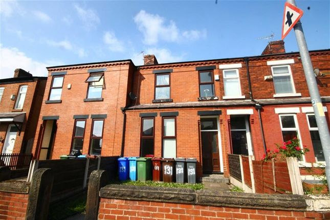 Thumbnail End terrace house to rent in Mauldeth Road, Fallowfield, Manchester