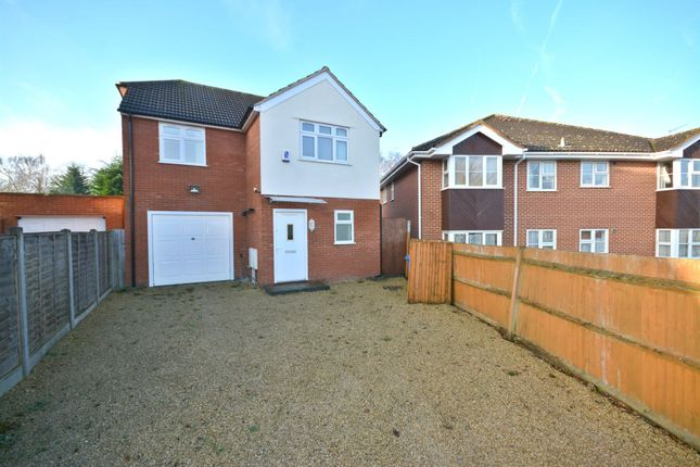 Thumbnail Detached house to rent in Binfield Road, Bracknell