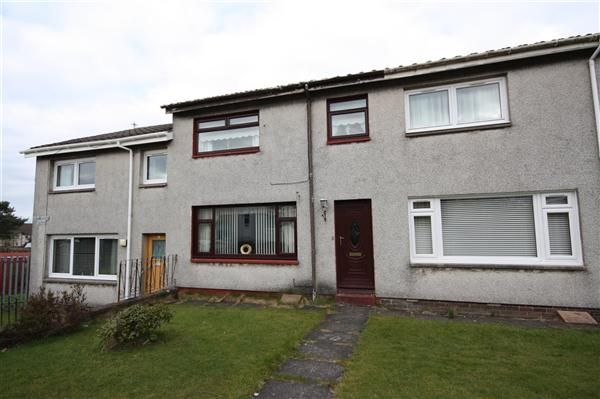Thumbnail Terraced house for sale in Hawkwood Way, Stonehouse, Larkhall