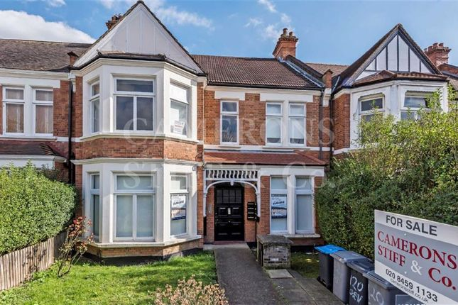 Thumbnail Terraced house for sale in Chevening Road, Queens Park, London