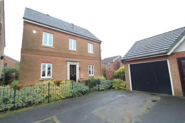 Thumbnail Detached house for sale in Waters Edge, Ashton-Under-Lyne, Greater Manchester