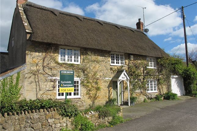 Thumbnail Detached house for sale in Church Hill, South Perrott, Beaminster, Dorset