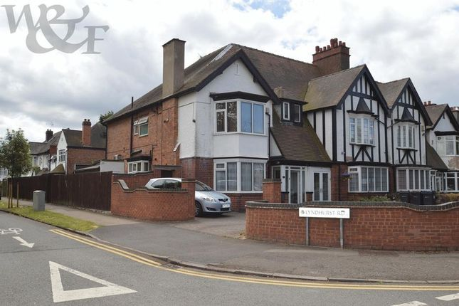 Thumbnail Semi-detached house for sale in Kingsbury Road, Erdington, Birmingham