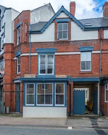 Thumbnail Terraced house for sale in Wellington Road, Llandrindod Wells