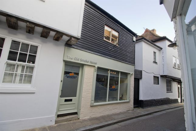 Thumbnail Office for sale in Potter Street, Sandwich