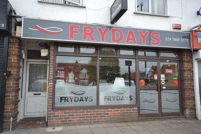 Thumbnail Retail premises for sale in Kenpas Highway, Styvechale, Coventry
