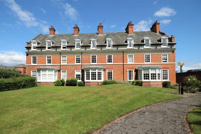 Thumbnail Flat for sale in Feversham House, Jewbury, York
