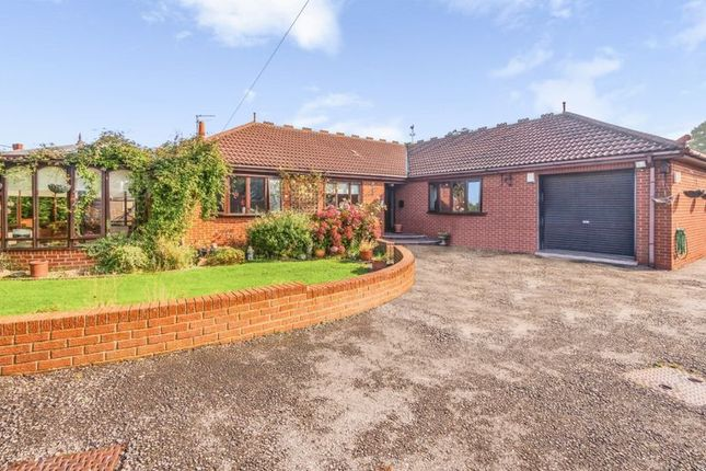 Thumbnail Detached house for sale in Edendale Terrace, Peterlee