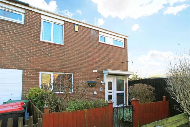 Thumbnail Property for sale in Brindley Ford, Brookside, Telford