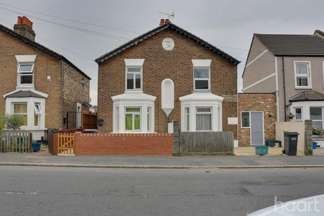 Thumbnail Semi-detached house to rent in Northwood Road, Croydon, London