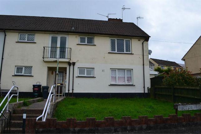 Thumbnail Flat for sale in Hector Avenue, Crumlin, Newport, Blaenau Gwent