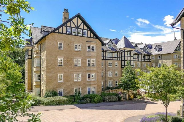 Thumbnail Flat for sale in Portland Crescent, Harrogate, North Yorkshire