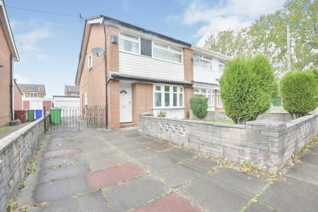4 bed semi-detached house for sale in Redrose Crescent, Manchester, Greater Manchester, Uk M19