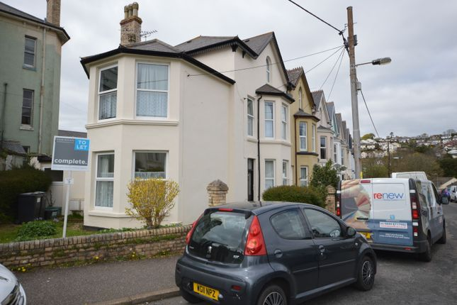 Thumbnail End terrace house for sale in Barton Crescent, Dawlish