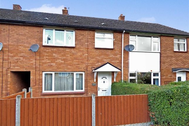 Thumbnail Terraced house for sale in Poplar Close, Madeley, Telford, Shropshire