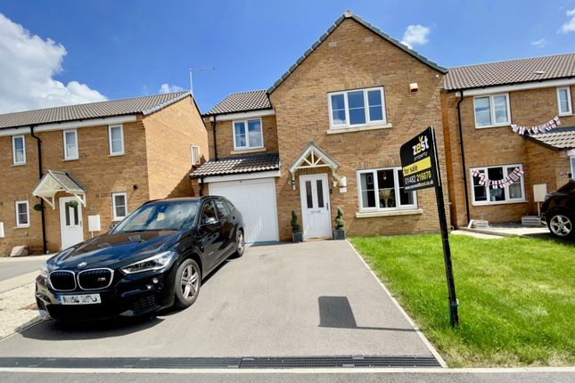 Thumbnail Detached house for sale in Brockwell Park, Hull