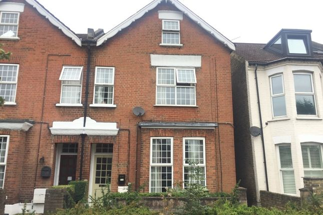 Thumbnail Semi-detached house for sale in Lower Mortlake Road, Richmond, Surrey