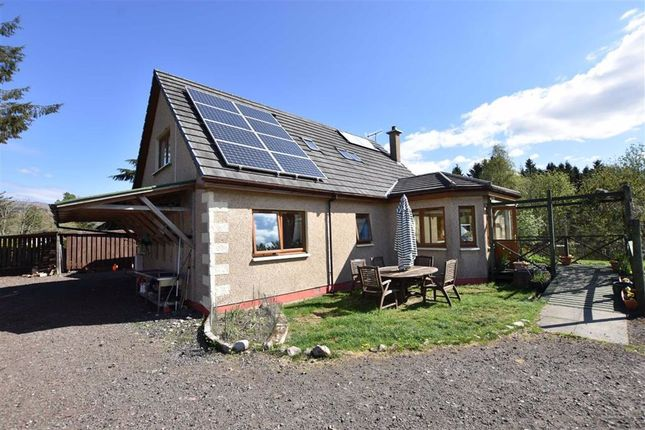 Thumbnail 3 bed detached house for sale in Fort Augustus
