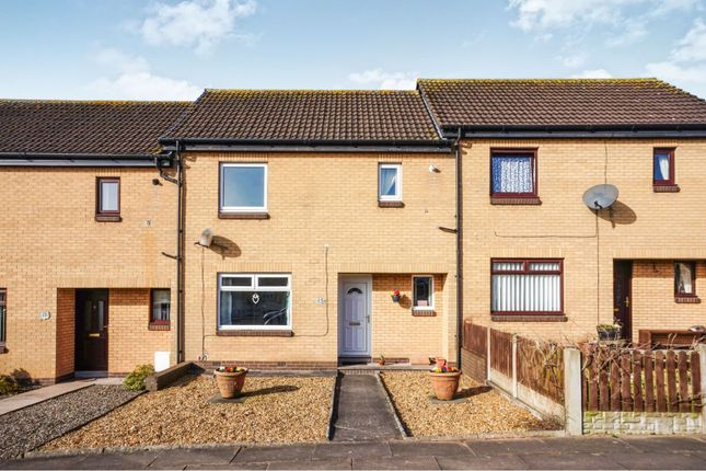 Thumbnail Terraced house for sale in Cadgill Road, Gretna
