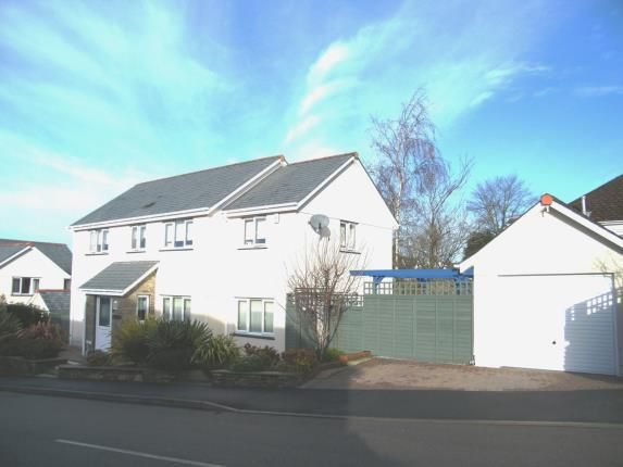 Thumbnail Detached house for sale in Callington, Cornwall, England