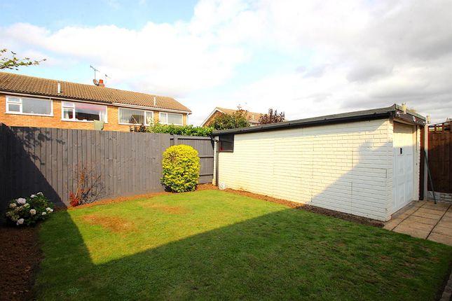 Rear Garden of Wayfarer Drive, East Goscote, Leicester LE7