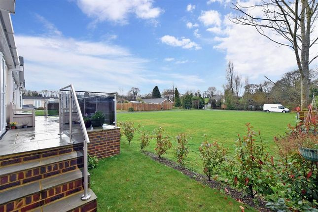 Landscaping of Kirdford Road, Wisborough Green, West Sussex RH14