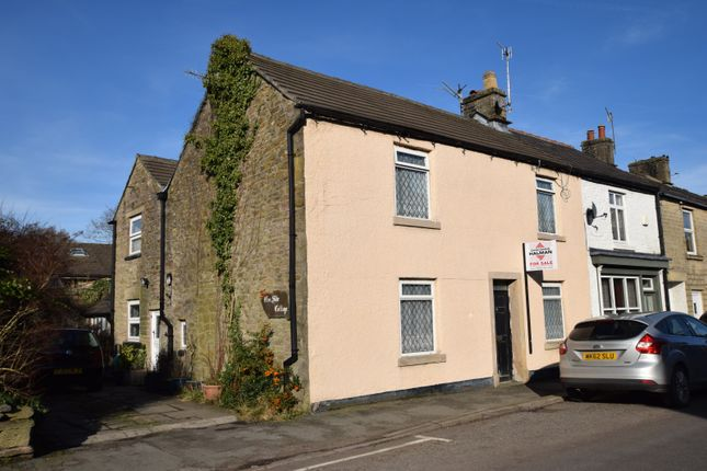 Thumbnail 3 bed end terrace house for sale in Manchester Road, Chapel-En-Le-Frith, High Peak