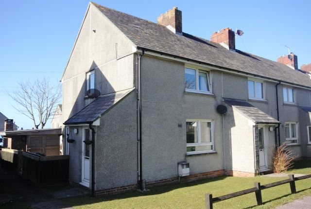 Thumbnail Semi-detached house for sale in Liberator Row, St. Eval, Wadebridge