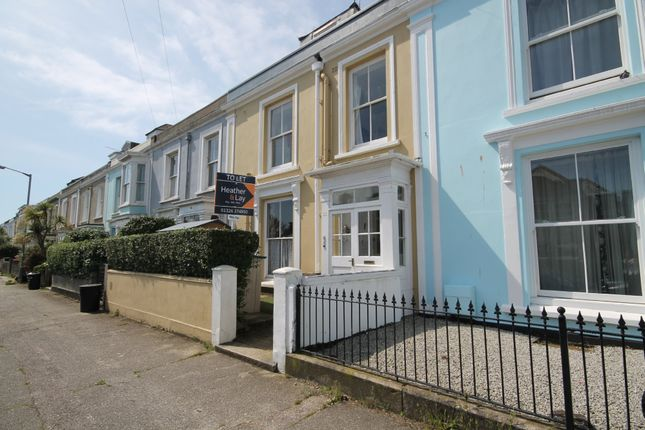 1 bed flat to rent in Clare Terrace, Falmouth TR11